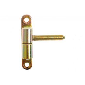 Zawiasa przykręcano-wkręcana Otlav 13 M7x40 ocynk złoty