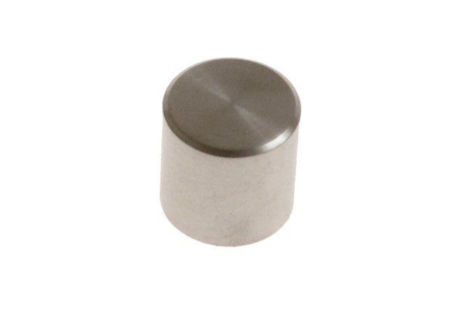 (16) Zaślepka rury D=12 mm, walcowa d=15 mm, nierdzewna AISI304 (A10/0015-012-A)