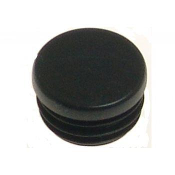 Zaślepka okrągła ZO 22 czarna