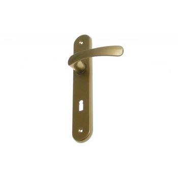 Klamka drzwiowa 72 KL złota