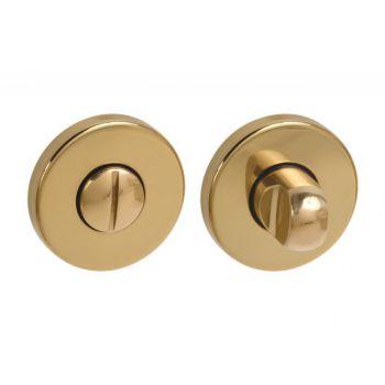 Szyld okrągły mosiadz KL   kryty (BISZKOPT,ŁYŻECZKA)