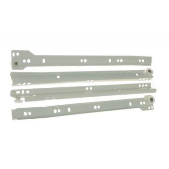 Prowadnica rolkowa PR-1011-350 biała