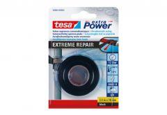 Taśma Tesa Extreme samowulkanizująca silikonowa 2,5 m :19 mm, czarna (56064-00002-00)
