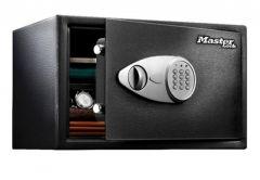 Sejf Master Lock X125ML z zamkiem elektronicznym, (wys. x szer. x gł.:27 x 43 x 37cm)