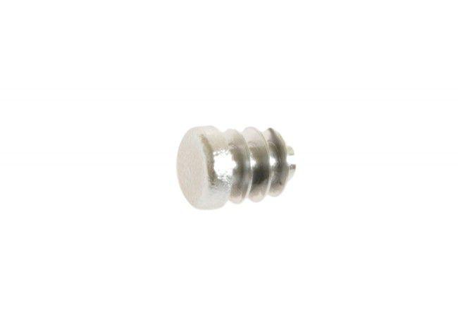 Zaślepka do rury 12 mm chrom-plastik wciskana(116-191)