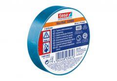 Taśma elektroizolacyjna 5000V PVC Tesa niebieska, długość 20 m, szerokość 19 mm (53948-00077-25)