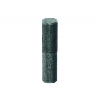 Zawiasa budowlana toczona 35/120 mm  z kulką( trzpień fi 22)