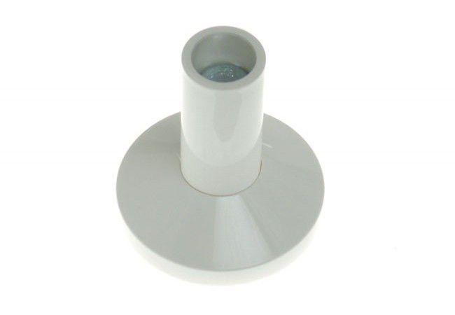 Nóżka WC poliamid 20 mm j. biała 15