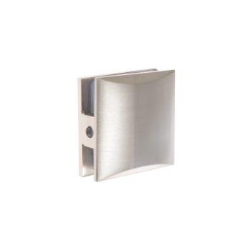 Łącznik ściana-szkło do kabin prysznicowych TD-861S 90 stopni 8-12 mm mosiężny satynowany