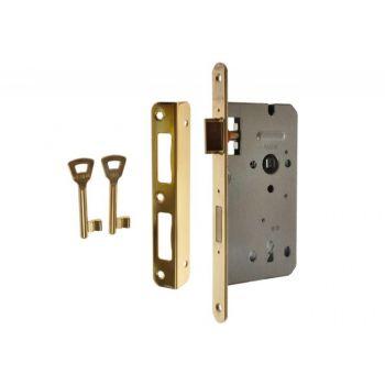 Zamek ZW100 72/50 klucz pomosiądzowany