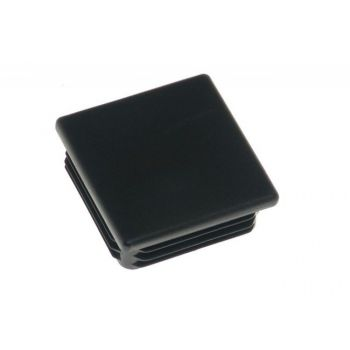 Zaślepka kwadratowa ZK 50x50  czarna