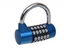 Kłódka szyfrowa walcowa B-HARKO (DA50)
