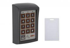 Zamek szyfrowy EURA  AC-13A1-3 wejścia karta zbliżeniowa natynk Wiegand (IP55)