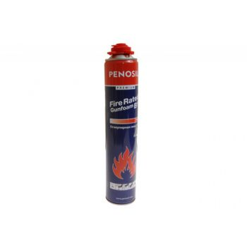 Piana Penosil pistoletowa ognioodporna GUNFOAM B1 750 ml