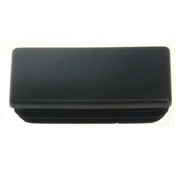 Zaślepka prostokątna ZP 30x60 czarna