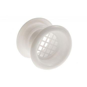 Tuleja wentylacyjna FI 40 TW biała (szt)
