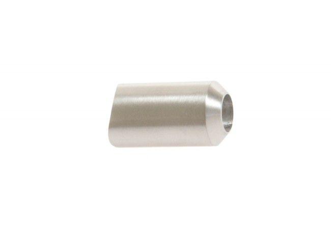 Uchwyt osiowy pręta D= 12mm , mocowany do powierzchni okrągłej, nierdzewny AISI304 (A/0850-042)