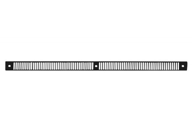 Czerpnia płaska GPE2A, RAL7016-antracyt