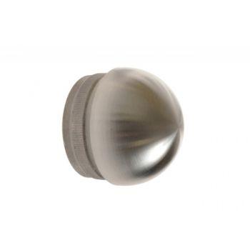 Zaślepka okrągła na rurę D=42.4x2 mm,nierdzewna AISI304 (A/5730-242)