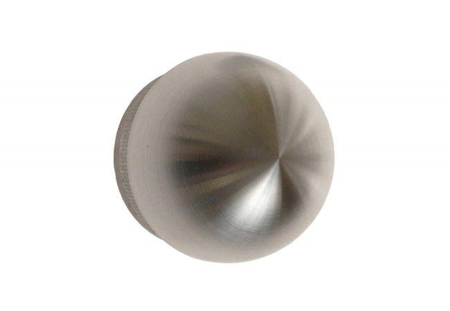 (10) Zaślepka okrągła na rurę D=42.4x2 mm,nierdzewna AISI304 (A/5730-242)