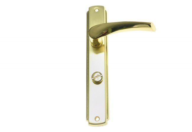 Klamka TRENDY 1810 72 WC złota