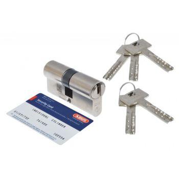 Wkładka bęb. ABUS VELA 2000 30/35 kl.6,2 nikiel, klucz nawiercany