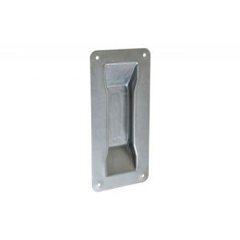 Uchwyt wpuszczany do drzwi inox 200x90