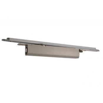 Samozamykacz chowany-niewidoczny BOXER GEZE EN 2-4 z szyną ślizgową BOXER 12 mm (kpl)