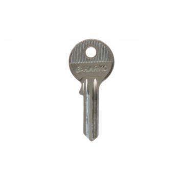 Klucz surowy do kłódek żeliwnych B-Harko 50 mm i 60 mm