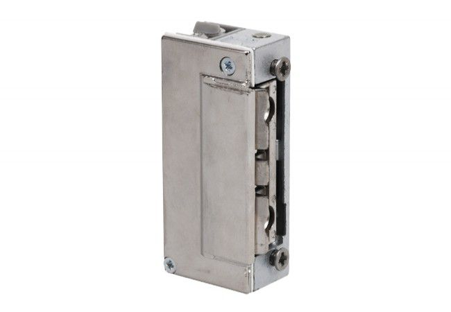 Zamek elektromagnetyczny JiS  z wyslizgiem1410RFT 12V AC/DC(ZP-LO-291)