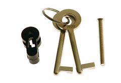 Redukcja nylonowa KL do zamka magnetycznego(szt)