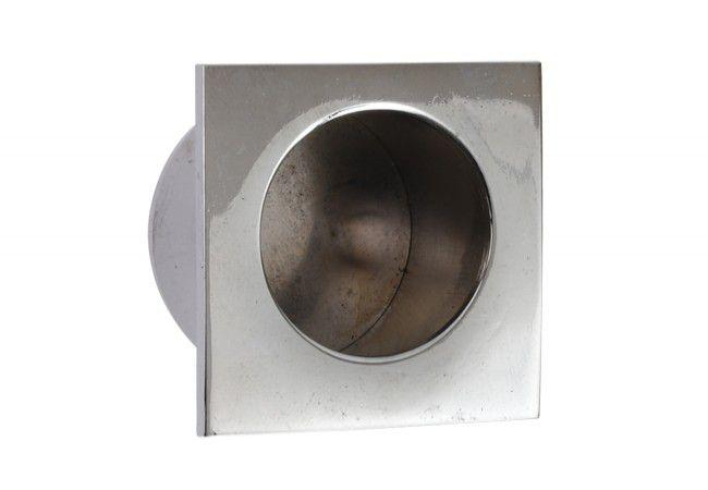 Pochwyt do drzwi przesuwnych kwadrat 29mm.chrom 1szt.