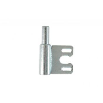 Skrzydełko czopowe fi 13,5 do metalowych futryn 607-02-00/E