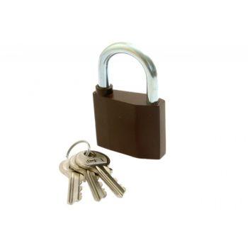 Kłódka LOB znalowa KZ 50(duży klucz)