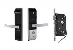 Zamek elektroniczny YALE YDM4109 z klamką na kod PIN lub odcisk palca
