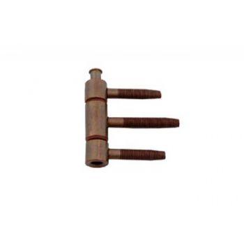 Zawiasa 320-160 Otlav wkręcana brąz 3-cz. 16 mm