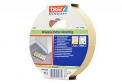 Taśma montażowa Tesa Indoor Mounting, piankowa, biała, długość 5 m, szerokość 19 mm (64958-00020-05)