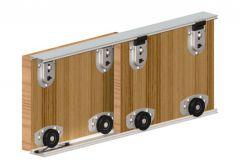 Zestaw do drzwi przesuwnych ARES2 2000 mm(kpl.)