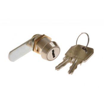 Zamek kasetkowy krzywkowy Euro-Locks 7210040-9h 2ktd. dnoc