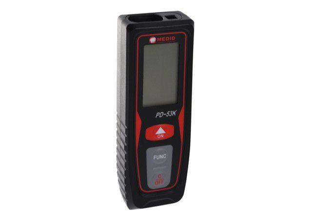 Dalmierz laserowy Medid 30m dokładność 1,5mm, funkcja Pitagoras