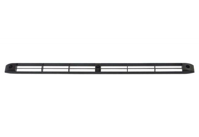Czerpnia brązowa do nawiewnika okiennego naramowego BROOKVENT CE2A 400x23x12mm
