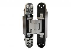 Zawias SIMONSWERK TECTUS TE540 3D 200x32mm, ALU F1  - chrom satyna (do 120kg)
