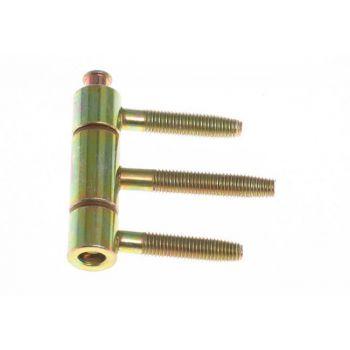 Zawiasa 320-160 Otlav wkręcana galwanizowana 3-cz. 16 mm