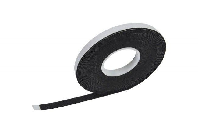 """Taśma  ISO-BLOCO 300 """"PREMIUM EDITION"""" czarna 15/2-6 mm sprężona, jednostronnie samoprzylepna(12mb)"""