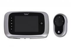 Cyfrowy wizjer drzwiowy YALE ( ASSA-ABLOY) z ekranem LCD(3,5