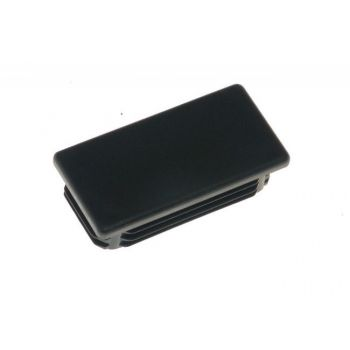 Zaślepka prostokątna ZP 30x50 czarna