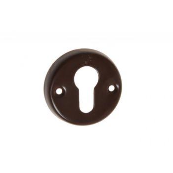 Szyld drzwiowy brązowy n/wkład