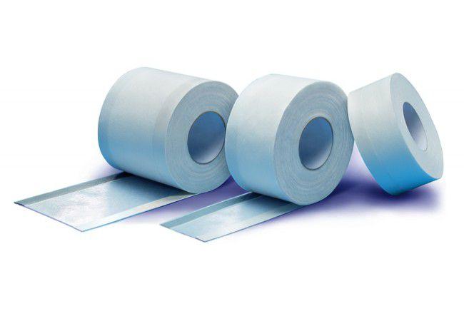 Folia (taśma) uniwersalna ISO-Chemie Vario Fix  SD(SK-BT-Mono)(szer.100 mm )  do uszczelniania okien,biała (opakowanie 30 mb)