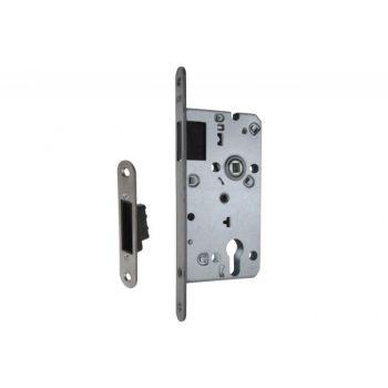 Zamek wp.LOB magnetyczny Z75MB-K00 72/50/20 WB stal nierdzewna, zaczep regulowany (szer.24 mm)