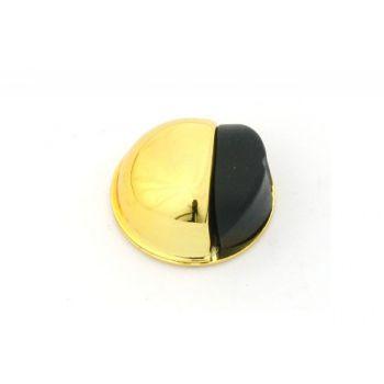 Odbój  drzwiowy 400-50 złoty/czarny samoprzylepny